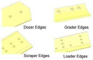 John Moore Wear Parts UK - Cutting Edges